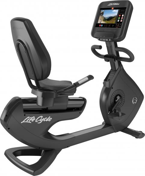 Life Fitness ligfiets Platinum Club Series Discover SE3 Black Onyx  PH-PCREE-3WXXD-2*07 BO