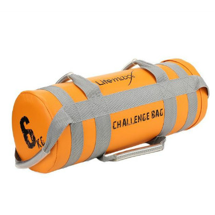 Lifemaxx Challenge Bag 6 kilogram Orange LMX 1550.6  LMX1550.6