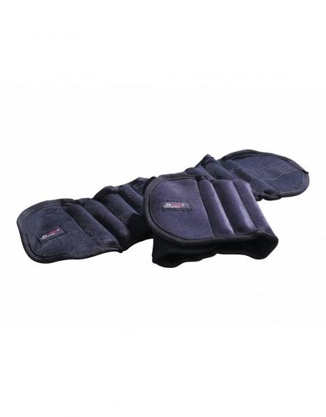 Lifemaxx Adjustable ankle/wrist weight set PRO 2x1,25kg LMX1110  LMX 1110