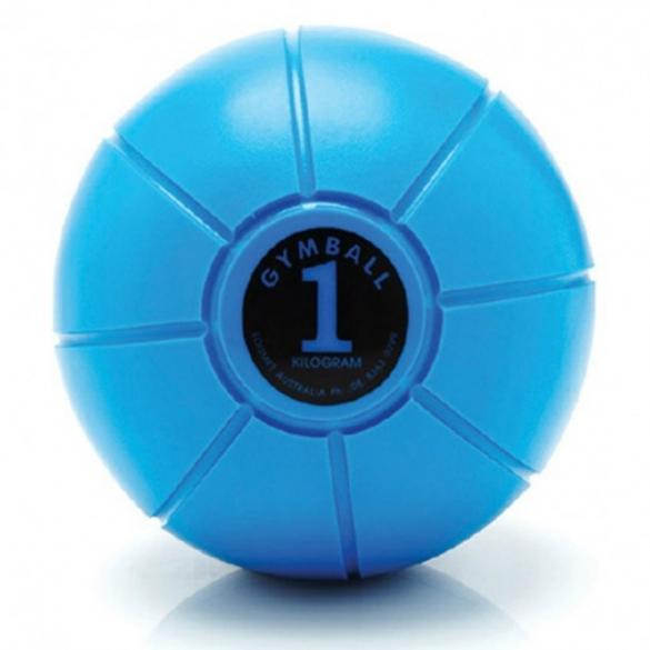 Loumet Gymball 1 kg - blauw    591001