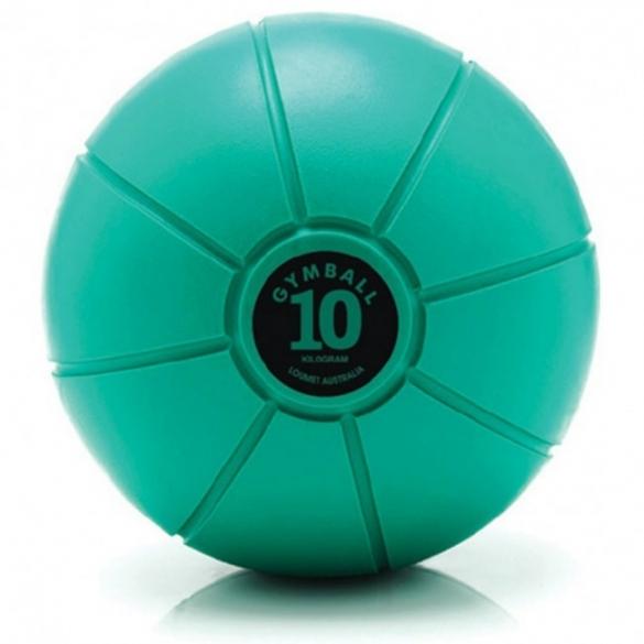 Loumet Gymball 10 kg groen   591010