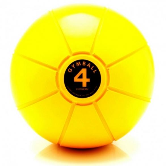 Loumet Gymball 4 kg geel  591004