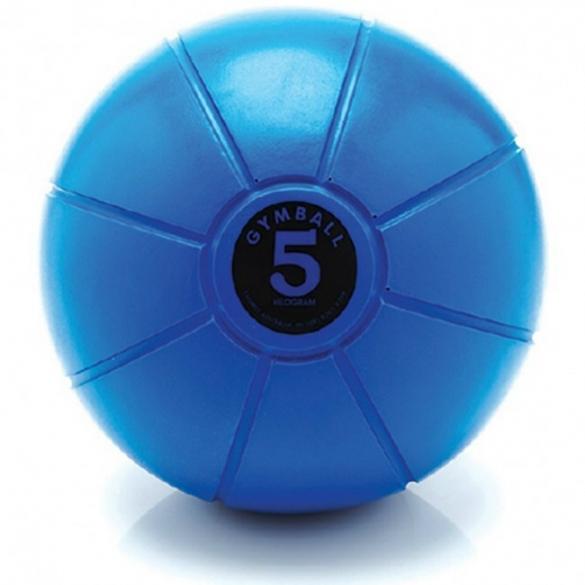 Loumet Gymball 5 kg blauw  591005