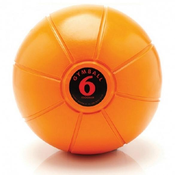 Loumet Gymball 6 kg oranje  591006