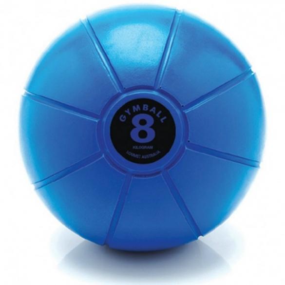Loumet Gymball 8 kg blauw  591008