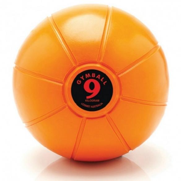 Loumet Gymball 9 kg oranje  591009