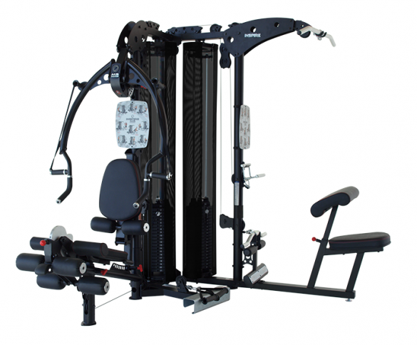 Finnlo Maximum Inspire Multi-Gym M5 zwart  3633