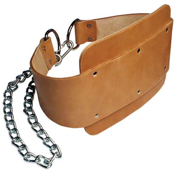 Body-Solid Leather dipping belt  MA330