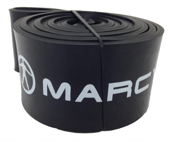 Marcy Power Band Extra Heavy Zwart 6,4 CM 14MASCF031  14MASCF031