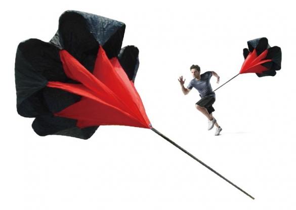 Marcy Weerstand Parachute 14MASCF020  14MASCF020
