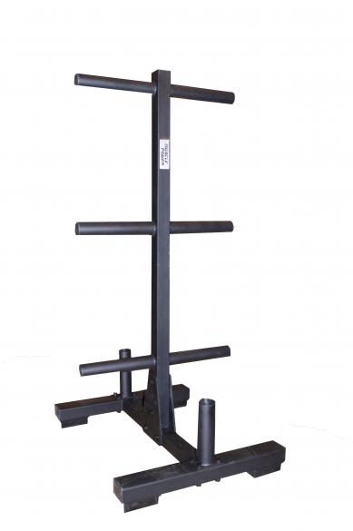Muscle Power Opbergrek voor bumperplates en halterstangen MP947  MP947