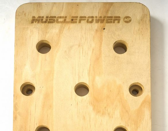 Muscle Power Peg Board MP1125  MP1125