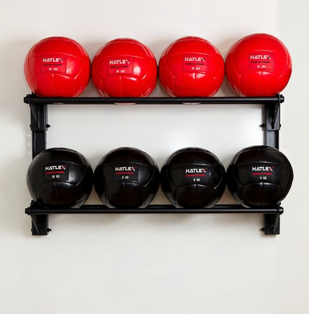 Muscle Power Wall Ball opbergrek wandmodel MP953  MP953