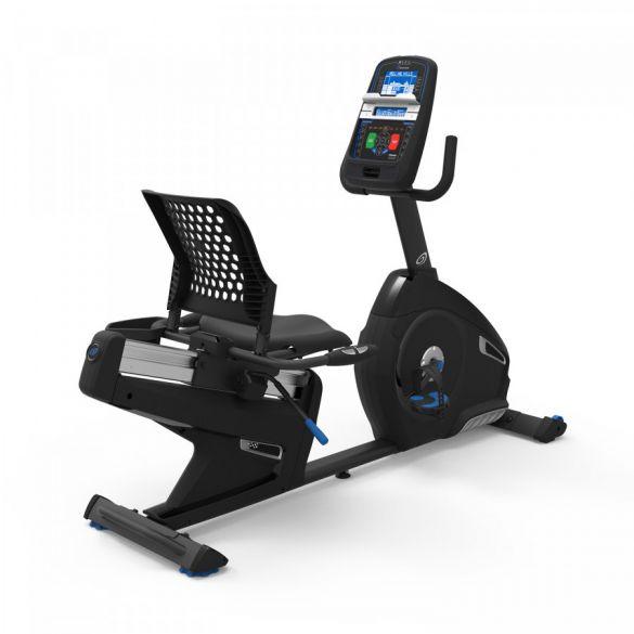 Nautilus ligfiets R626 Black Edition met Ride Social 100740