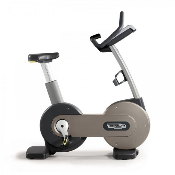 TechnoGym hometrainer Bike Excite+ 700 Visioweb zilver gebruikt  BBTGNBE700VLCDTVIZI
