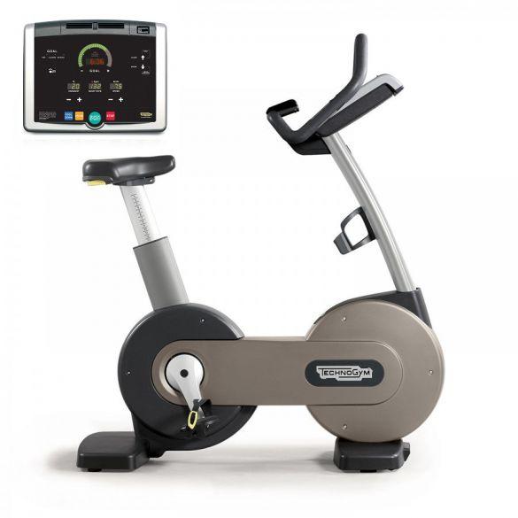 Technogym hometrainer Bike Excite+ 500i zilver gebruikt  BBTGNBE500IZI