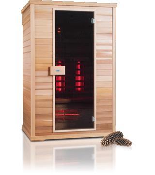 Nobel infrarood saunacabine 130  NOBEL130