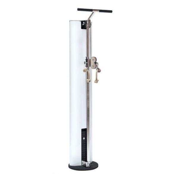 NOHrD SlimBeam verstelbare duo pulley wit  OFNR015110/white