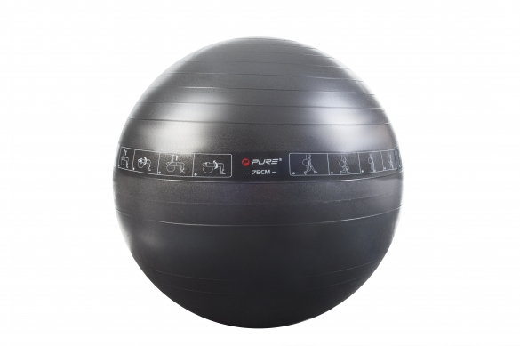 Pure2Improve Exercise Ball 75cm   P2I200080