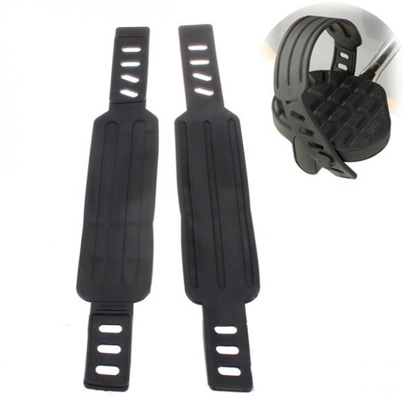 Set Pedaal Bandjes voor Tunturi hometrainer E40  363.0011