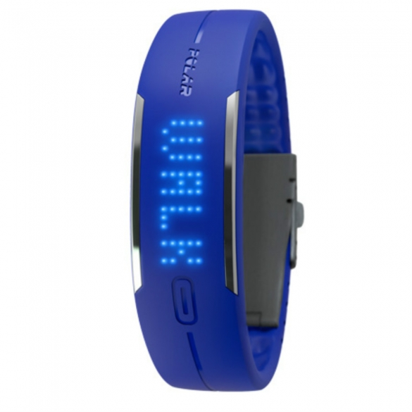 Polar Loop Activity Tracker blauw  POLARLOOPACTBLA