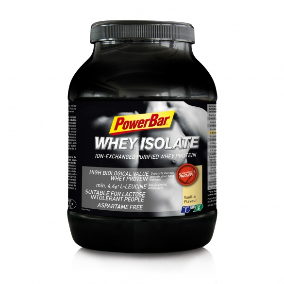 Powerbar TNS whey isolate protein  PBWHEYISO