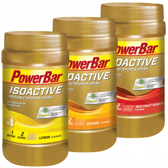 Powerbar isoactive 1320 gram  POISOACTIVE