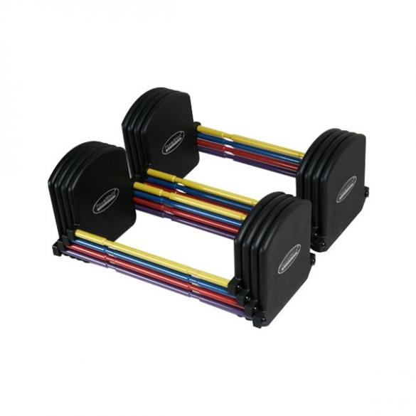 PowerBlock Flex U90 Stage II uitbreidingsset (22 - 40,8 kg per paar)  PB420218
