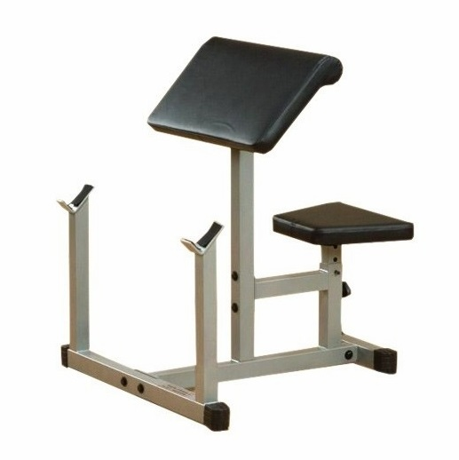Powerline Preacher Curl Bench  PPB32X