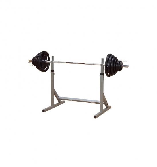 Power Rack Kopen: Body-Solid Powerline Squat Rack Kopen? Bestel Bij Fitness24.nl