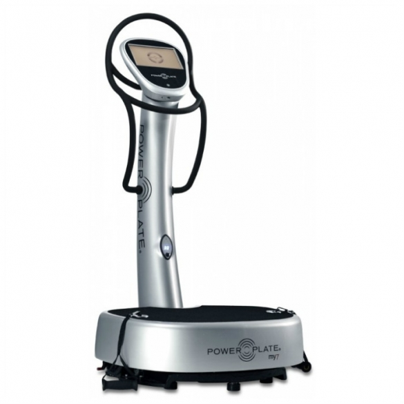 Powerplate trilplaat my7 Silver  POMY7
