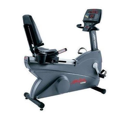 Life Fitness ligfiets 9500HR Next generation gebruikt  BBLFRB9500HRNG