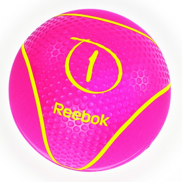 Reebok Medicine Ball color line 1 kg  7205.341
