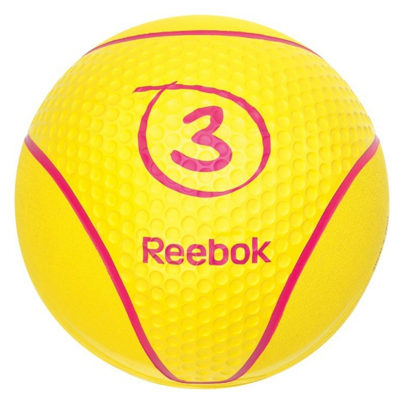 Reebok Medicine Ball color line 3 kg  7205.342