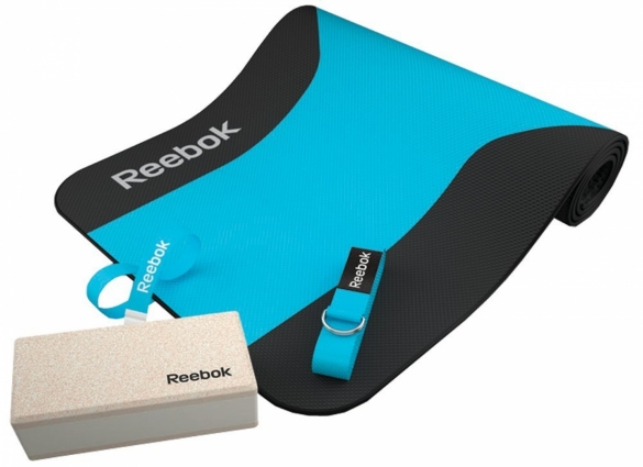 Reebok Yoga set blauw  7205.074