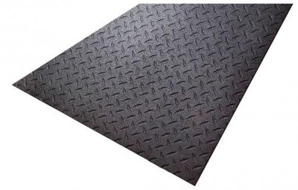 Body-Solid rubberen vloermat  RF546