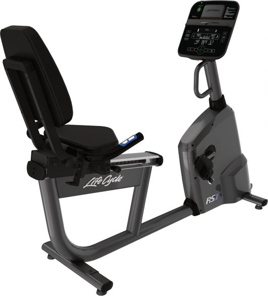 Life Fitness ligfiets RS1 recumbent Track Connect demo  LFRS1TRCKCONNECTdemo
