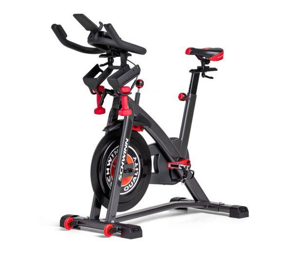 Schwinn IC8 Spinning fiets - Zwift + Ridesocial  100893