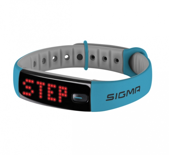 Sigma Activo Activity Tracker blauw  THV041927