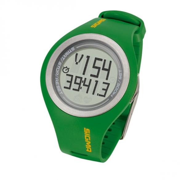 Sigma PC 22.13 hartslagmeter groen heren  THV037039