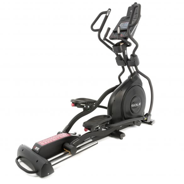 Sole Fitness E95 elliptical crosstrainer  E95