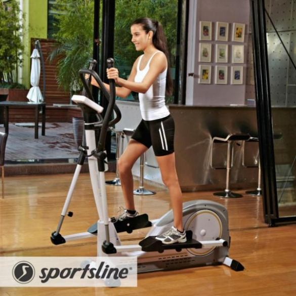 Sportsline Crosstrainer X13.9 gebruikt  SPRTSLX139GEBRUIKT