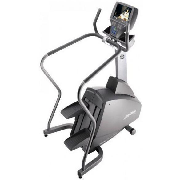 Life Fitness stepper 95Se gebruikt  BBLFSP95SE