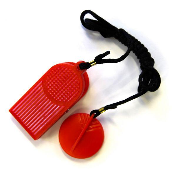 Stop Knop (safety Key) voor Tunturi loopband Go Run Series  .403.4329