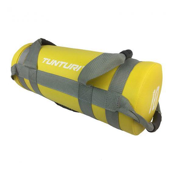 Tunturi Strengthbag 10kg geel  14TUSCL362