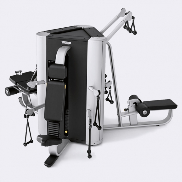 Technogym krachtstation Plurima Tower met leg extension  TGTWRLE