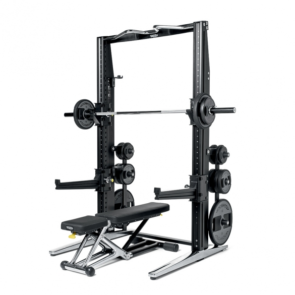 Technogym Power Personal Superior Chrome  MD15KA+BENCH