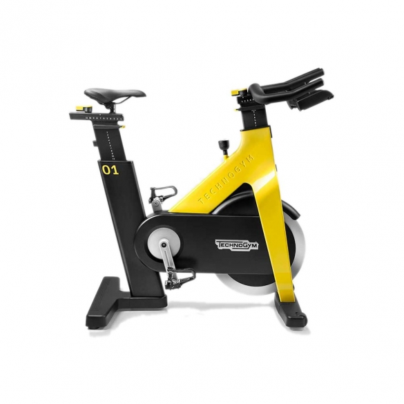 Technogym Group Cycle Ride Yellow  TGGRPCYCLERIDEY