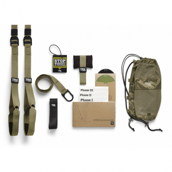TRX Suspension Trainer Force Kit Tactical (TF00331)  TF00331