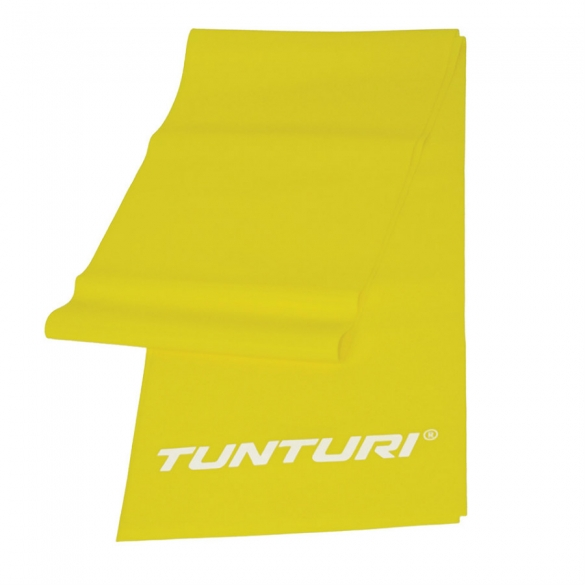 Tunturi Aerobic Band (Geel Light) 14TUSFU137  14TUSFU137